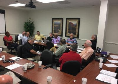NCER Members only meeting
